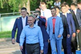 Выпускник-2018. Арсеньев