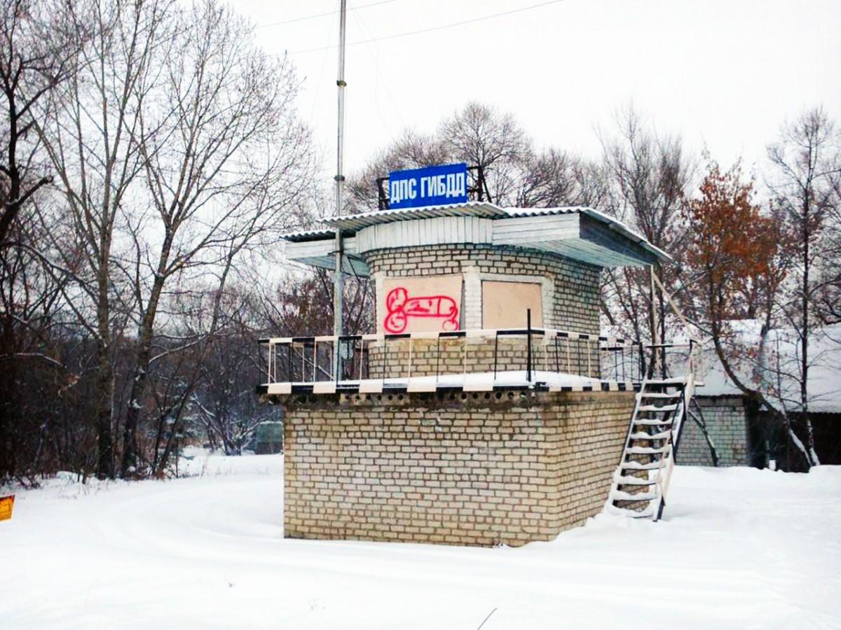 Станция Варфоломеевка. Ну не любят люди полицию