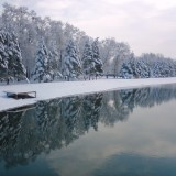 Парк Восток. Арсеньев. Зима. Автор Нина Пересыпкина
