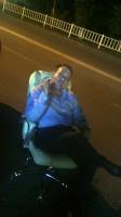 Человек на кресле (Уссурийск)