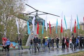 Шествие «Свеча памяти». Арсеньев 4 мая 2018 года