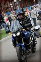 Открытие байкерского мотосезона 2017 в городе Арсеньев