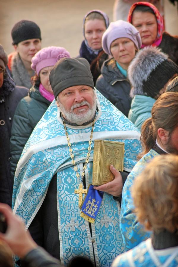 Крестный Ход Арсеньев