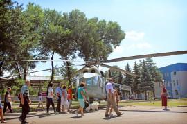 День Воздушного Флота России 2017 - Арсеньев