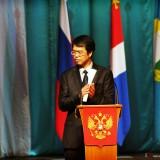 Выступление в ДК Прогресс