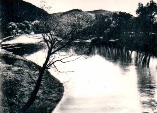 Озеро в окрестности города Арсеньев