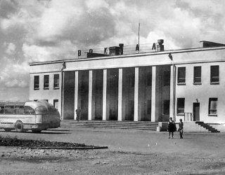 Арсеньев. Вокзал