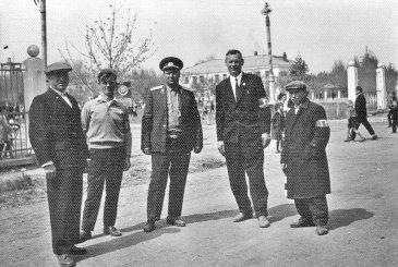 Арсеньевские сотрудники ГАИ