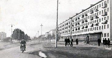 Арсеньев. Улица Калининская