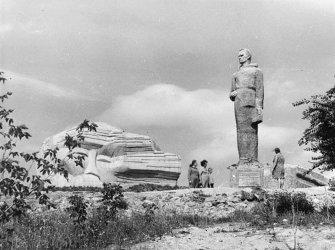 Арсеньев. Памятник В.К. Арсеньеву