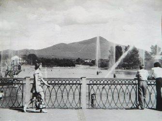 """Арсеньев. Мост у парка """"Восток"""""""