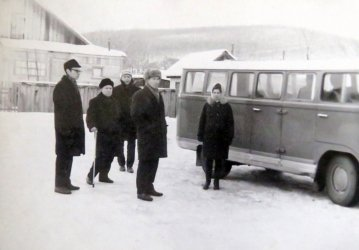 Арсеньев. Московские инженеры
