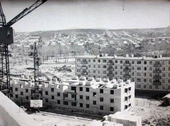 Арсеньев. Строительство