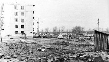 Арсеньев 1978 год
