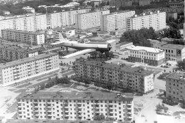 Пролетая над городом Арсеньев