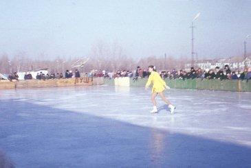 Арсеньев. Зима 1974 год.