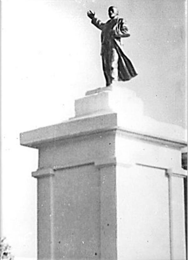 Арсеньев. Памятник Ленину