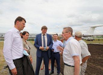 Авиамузей города Арсеньев. Август 2020