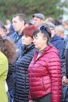 Митинг Арсеньев