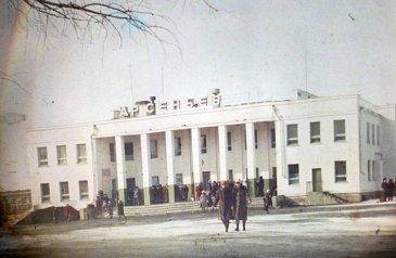 Арсеньев. Железнодорожный вокзал