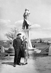 Арсеньев. У памятника В.И. Ленину