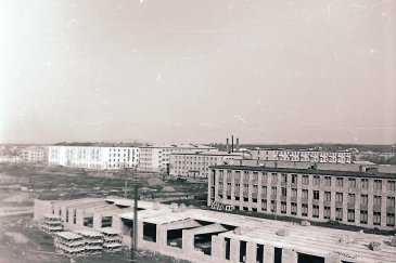 Арсеньев 1968 год строительство