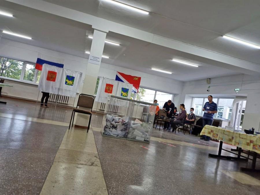 Результаты выборов в сентябре 2021 года (Арсеньевский ГО)