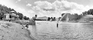 Арсеньев. Бассейн 1974 год