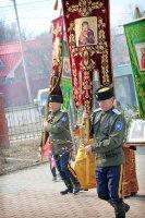 Крестный ход в Арсеньеве 1 апреля 2018