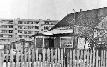 Арсеньев. Место будущего Комсомольского квартала.