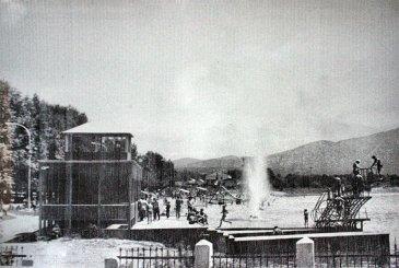 Арсеньев. Бассейн 1975 год