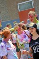 Фестиваль красок в Арсеньеве
