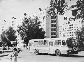 Арсеньев. Улица Жуковского
